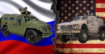 «Тигр» и Oshkosh: особенности и назначение военных бронеавтомобилей
