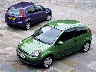 Ford Fiesta является самым популярным автомобилем Великобритании