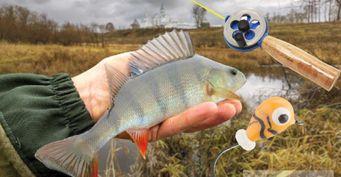 Большая мормышка и маленький крючок: Главные ошибки рыбака при ловле удочкой-малышкой