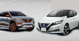 Dacia Spring 2021 станет хорошим соперником Nissan Leaf