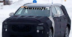 Все тайное становится явным: Hyundai приступил к тестам нового Santa Fe 2022