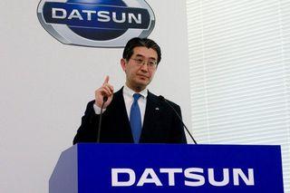 4 апреля в России будет представлена первая модель Datsun