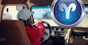 Овен на дороге: Астролог назвал недостатки водителей этого знака