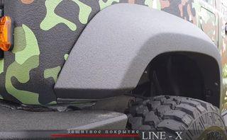 Кузов ипластик шершавые, нозащищённые. Фрагмент: YouTube-канал Truck Garage