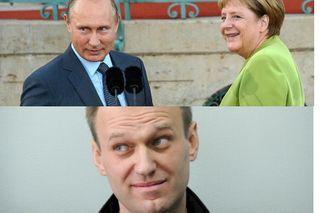 Меркель решила не менять Путина на Навального. Источники фото: kommersant.ru, radiokp.ru