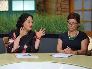 Лариса Гузеева и Роза Сябитова. Фото: eg.ru