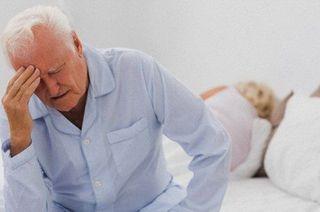 Ученые нашли в мозгу причину бессонницы у пожилых людей