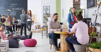 Дом плюс офис: Преимущества жизни в коливингах для удалёнщиков