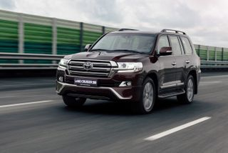 Toyota Land Cruiser 200, источник: Toyota