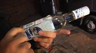 В Приамурье была изъята крупная партия поддельного алкоголя