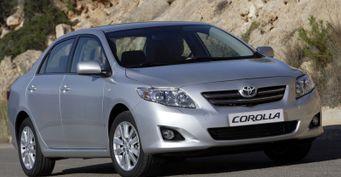 Возраст нипочём: Детские болячки идостоинства Toyota Corolla спробегом «засотню»