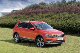 Фото: Volkswagen Tiguan, источник: Volkswagen