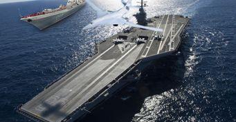 ТОП-6 самой крупной военной техники на земле, в воде и воздухе