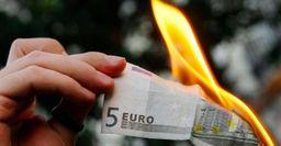 Реальная стоимость евро пробила новое «дно»