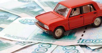 Большую часть транспортного налога заплатили хозяева авто мощностью более 150 сил