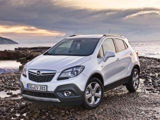 Субкомпактный кроссовер Mokka стал самой популярной моделью Opel в России