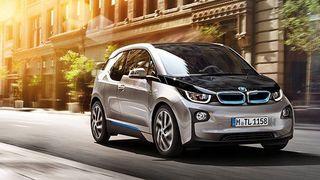 BMW выпустит водородную версию i3