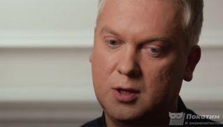 Сергей Светлаков столкнулся с негативом из-за своей политической позиции / Фото: YouTube/А поговорить?