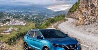 Кроссовер для города: Новый Nissan Qashqai непрошёл испытание Чечнёй