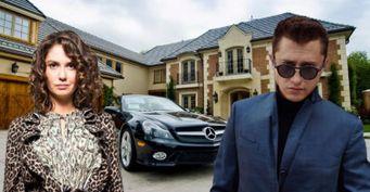 Муцениеце подала на развод, пытаясь спасти имущество Прилучного