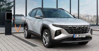 Плагин-гибридный Hyundai Tucson наконец-то рассекречен
