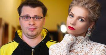 «Вцепился» вдочурку: Гарик Харламов растерялся рядом сКристиной Асмус