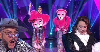 Скандал нашоу «Маска»: Судьи намерено слили Азизу раньше Розовой пантеры
