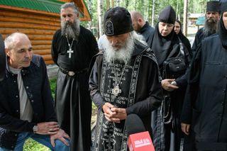 Дмитрий Соколов исвященник Сергий. Фото: eg.ru
