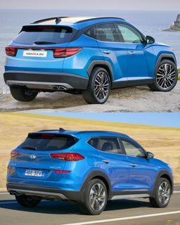 «Тушкан» IV и III поколений, источники: Hyundai, «Колёса.ру»