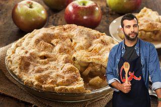 Яблочный пирог от Урганта. Фото: https://samchef.ru/