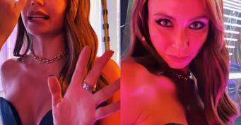 Стилисты нарядили колхозной девкой: Ведущую шоу «Танцы» Ляйсан Утяшеву опозорили бабским макияжем иплатьем-мешком
