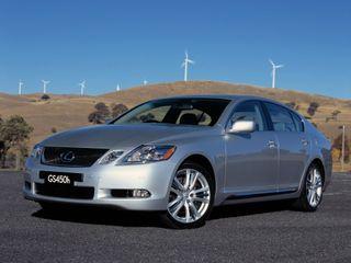 LexusGS. Фото: Toyota