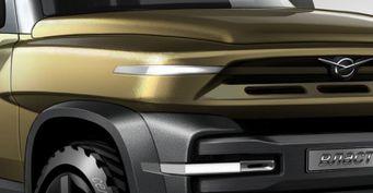 «Страшилище для пижонов»: Концепт УАЗ «Хантер» второго поколения освистали вСети