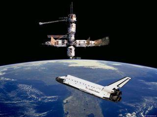 США не будет сотрудничать с МКС, отказываясь от российских Союзов