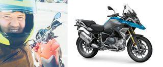 Любовь кнемецким мотоциклам натолкнула наидею для подарка. Коллаж: портал «Покатим!»