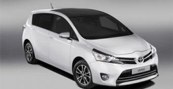 Обзор на Toyota Verso 2013 (Тойота Версо 2013)
