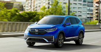 Цена непугает, «допы» ненавязывают: Почему Honda CR-V 2020— достойный кросс без излишеств