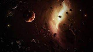 У астероида Харикло обнаружены кольца Сатурна