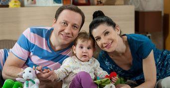 Жизнь посценарию«Ворониных»: Актёр Дронов строит семью какв сериале