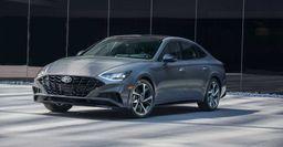 Hyundai Sonata 2021 получит увеличенные колеса и расширенный функционал