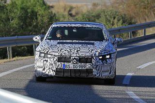 Volkswagen Arteon впервые замечен во время прохождения тестов