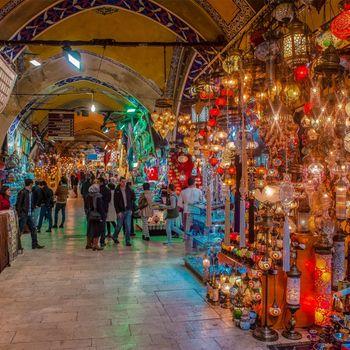 Турецкий базар. Фото: Pixabay