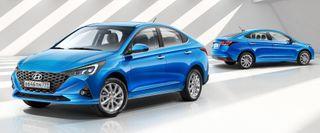Юбилейный Hyundai Solaris «10 лет», источник: Hyundai