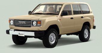 В стиле Ford Bronco: Тюнеры изготовили ретро-комплекты для Land Cruiser