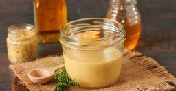 Рецепт медовой заправки для летних овощных салатов