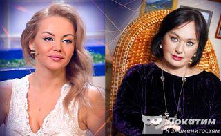 Одна из многочисленных невест шоу, Лариса Гузеева. Фотоколлаж Pokatim.ru