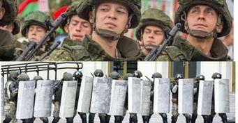 КГБ, Армия иМВД Беларуси встали перед выбором: С«народом» или сприсягой