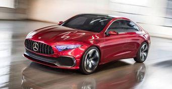 Стала известна цена на ожидаемый Mercedes-Benz A-Class 2018 года