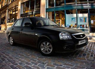 АвтоВАЗ начнет продажи Lada Priora с «роботом» уже в сентябре