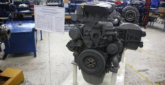 «КАМАЗ» рассказал о новом двигателе Р6
